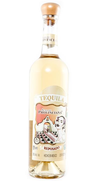 Bottle of Alma de Provinciana Reposado
