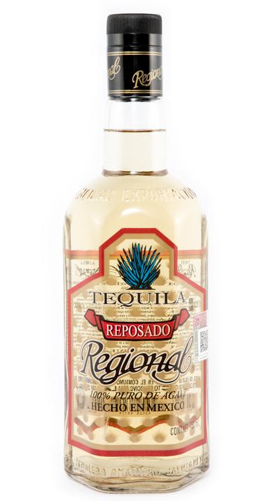 Bottle of Regional Reposado
