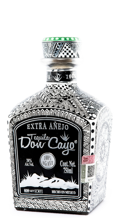Bottle of Tequila Don Cayo Extra Añejo
