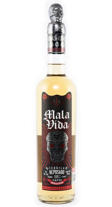 Bottle of Mala Vida Reposado