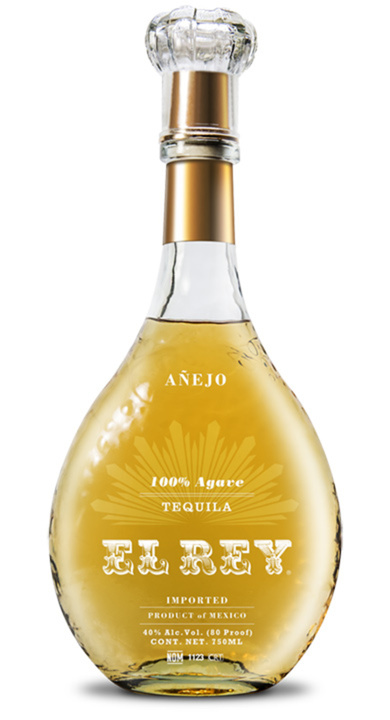Bottle of El Rey Añejo