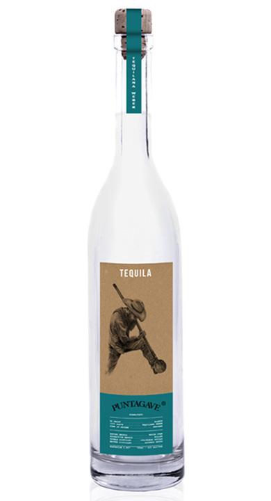 Bottle of Puntagave Rustico Blanco