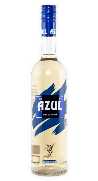 Bottle of Gran Centenario Azul Reposado
