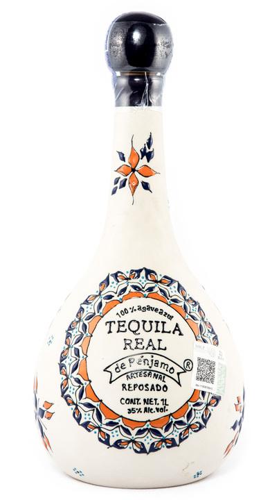 Bottle of Real de Pénjamo Reposado