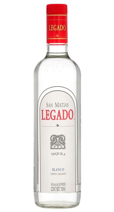 Bottle of San Matías Legado Blanco