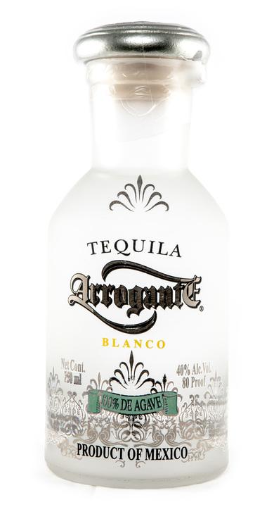 Bottle of Arrogante Blanco