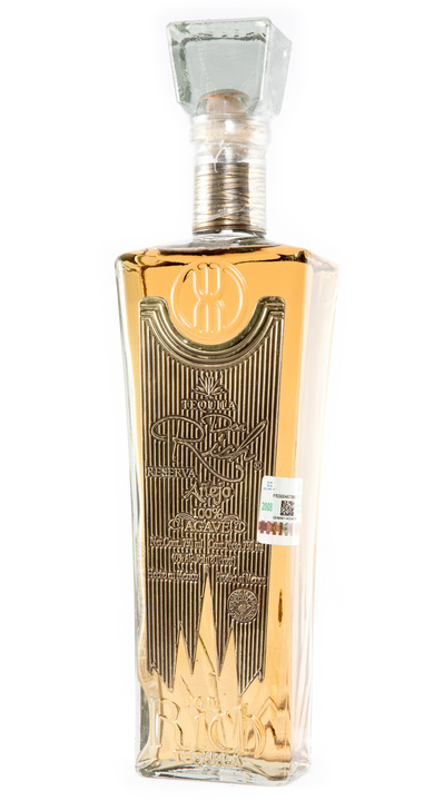 Bottle of Tequila Don Rich Reserva Añejo
