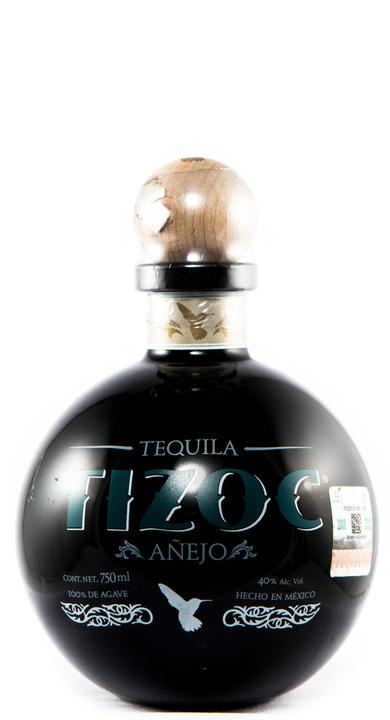 Bottle of Tizoc Añejo