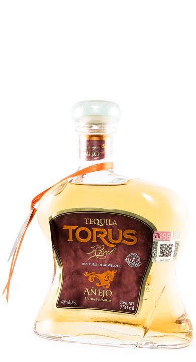 Bottle of Torus Real Añejo