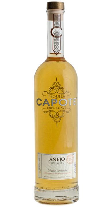 Bottle of Capote Añejo
