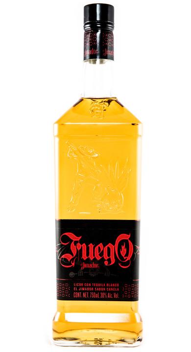 Bottle of El Jimador Fuego