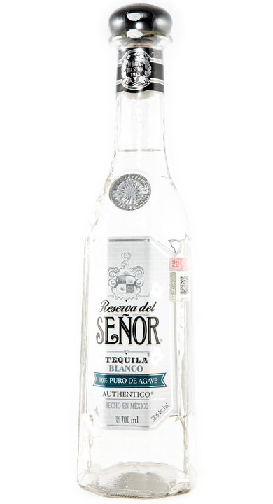 Bottle of Reserva del Señor Blanco