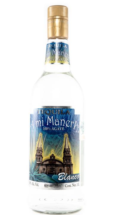Bottle of A mi Manera Blanco