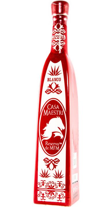 Bottle of Casa Maestri Reserva de MFM Blanco