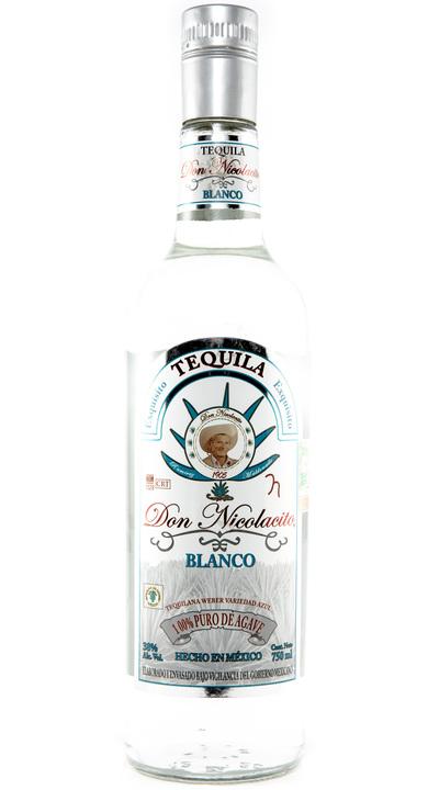 Bottle of Don Nicolacito Blanco