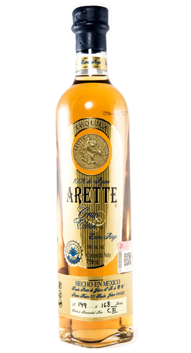 Bottle of Arette Gran Clase Extra Añejo