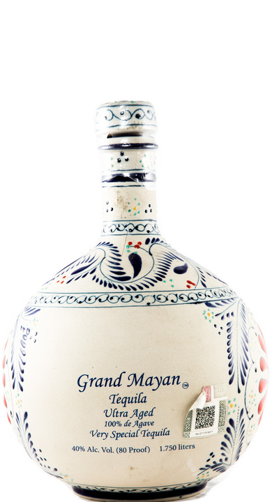 Bottle of Grand Mayan Extra Añejo (5 yr)