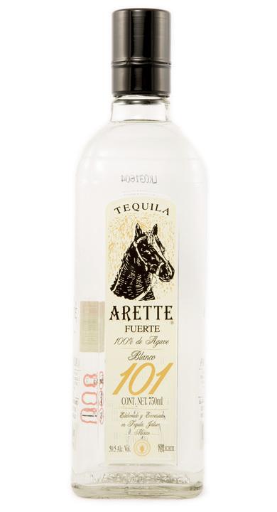 Bottle of Arette Fuerte 101 Blanco
