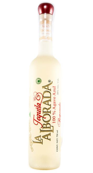 Bottle of La Alborada Reposado