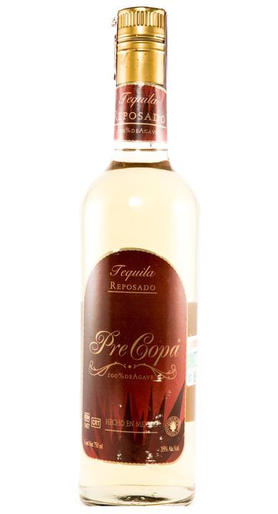 Bottle of Pre Copa Reposado