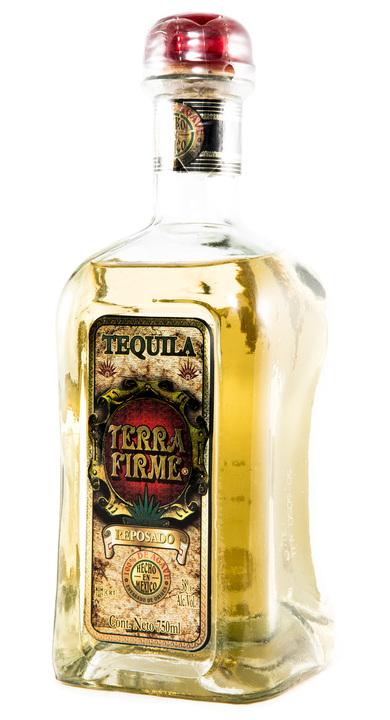 Bottle of Terra Firme Reposado