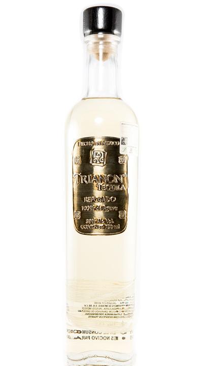 Bottle of Trianon Reposado