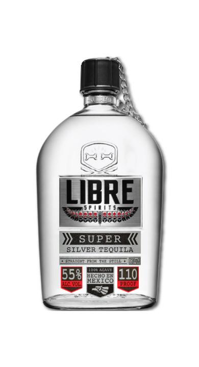 Bottle of Libre Super Silver