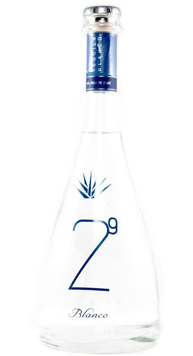 Bottle of 29 Tequila Blanco