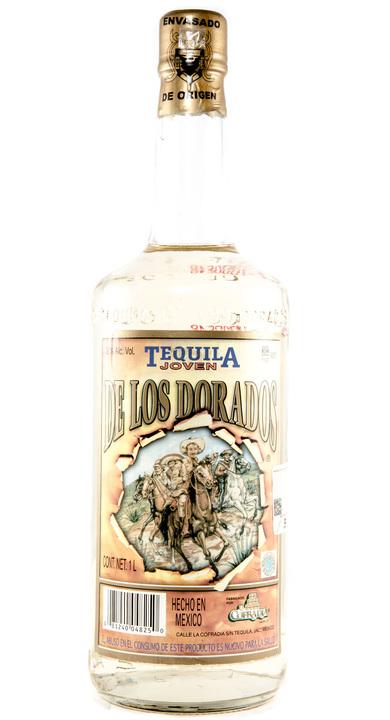 Bottle of De Los Dorados Joven