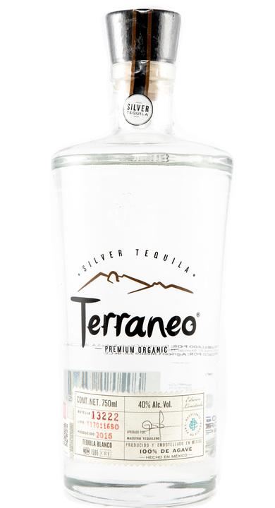 Bottle of Terraneo Silver