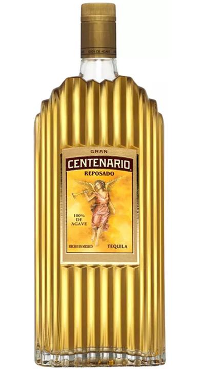 Bottle of Gran Centenario Reposado