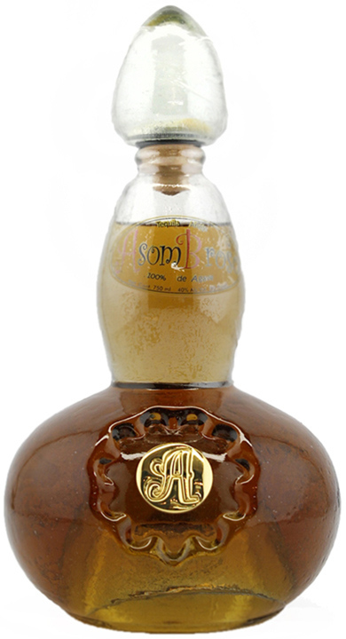 Bottle of Asombroso Añejo
