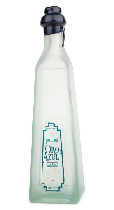 Bottle of Oro Azul Blanco