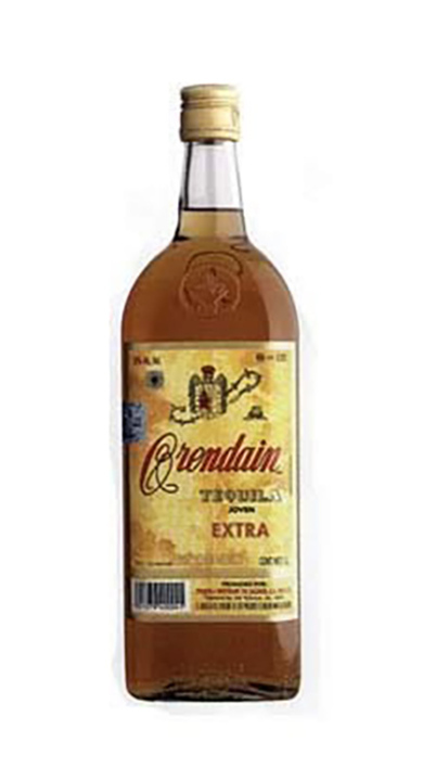 Bottle of Orendain Tequila Extra Joven