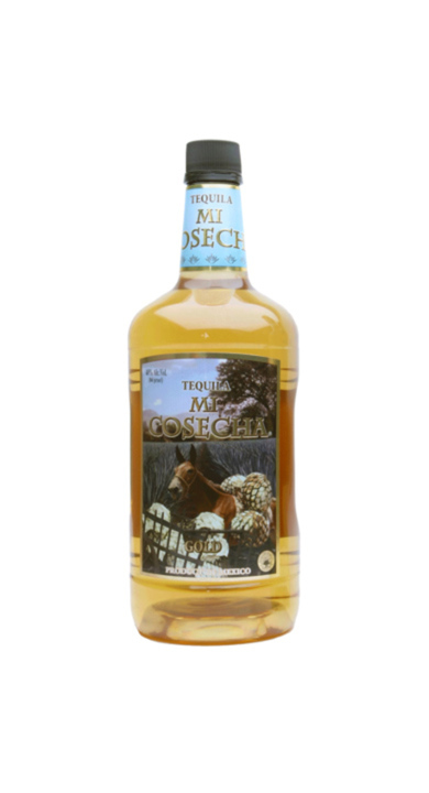 Bottle of Mi Cosecha Gold