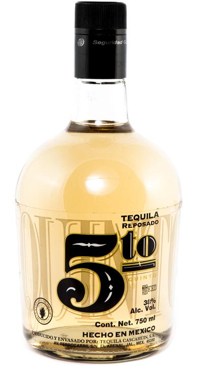 Bottle of 5 To. Quinto Reposado