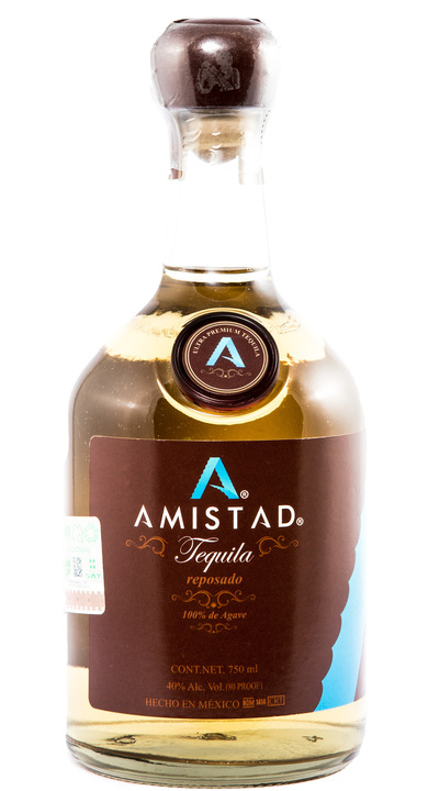 Bottle of A Amistad Reposado