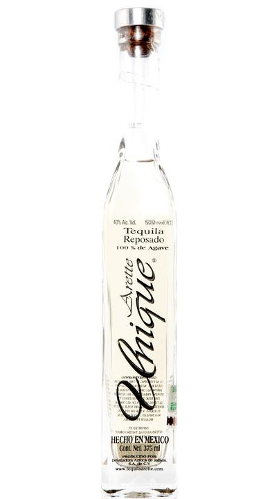 Bottle of Arette Unique Reposado
