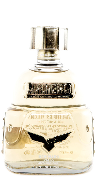 "Bottle of Armero Reposado ""The Supreme"""