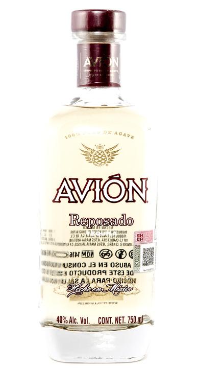 Bottle of Avión Reposado