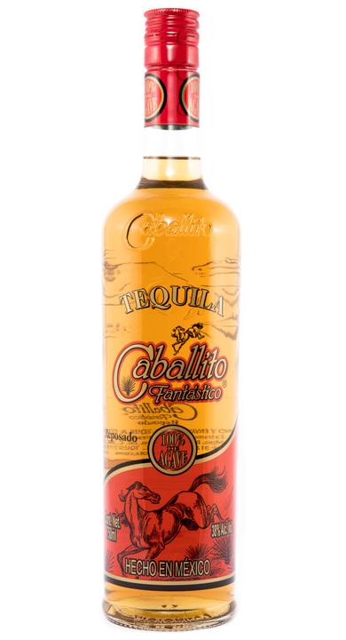 Bottle of Caballito Fantastico Reposado