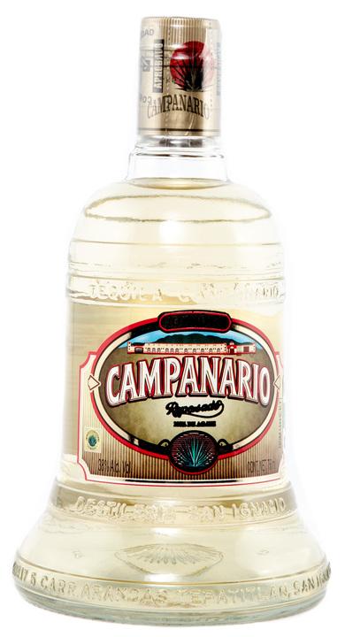 Bottle of Campanario Reposado
