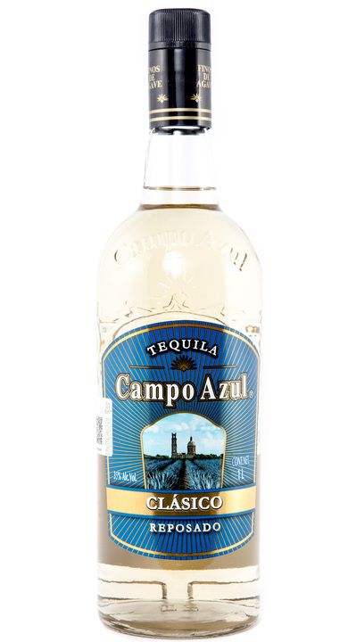 Bottle of Campo Azul Clasico