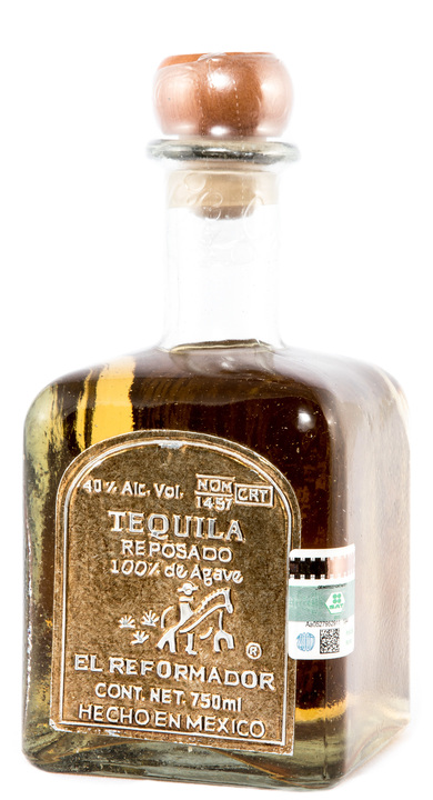 Bottle of El Reformador Reposado