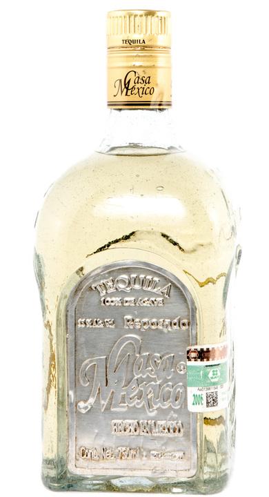Bottle of Casa Mexico Reposado