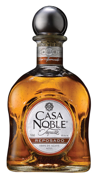 Bottle of Casa Noble Reposado