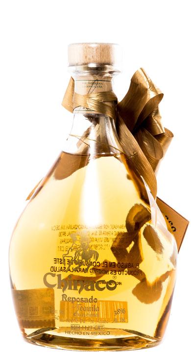 Bottle of Chinaco Reposado