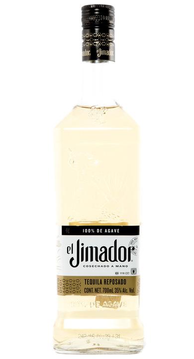 Bottle of El Jimador Reposado Tequila