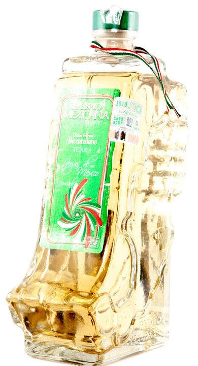 Bottle of Republica Mexicana Edicion Especial Reposado