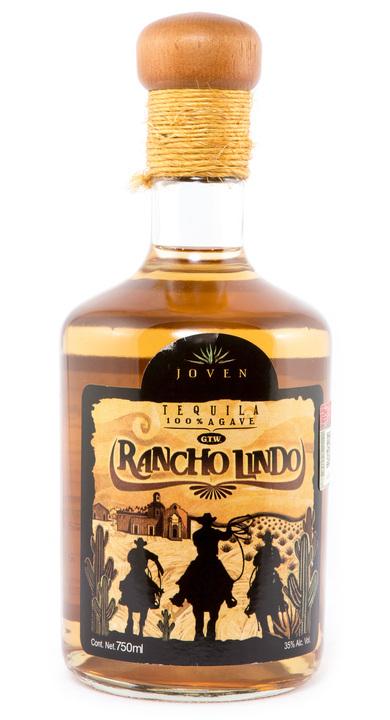 Bottle of Rancho Lindo Joven